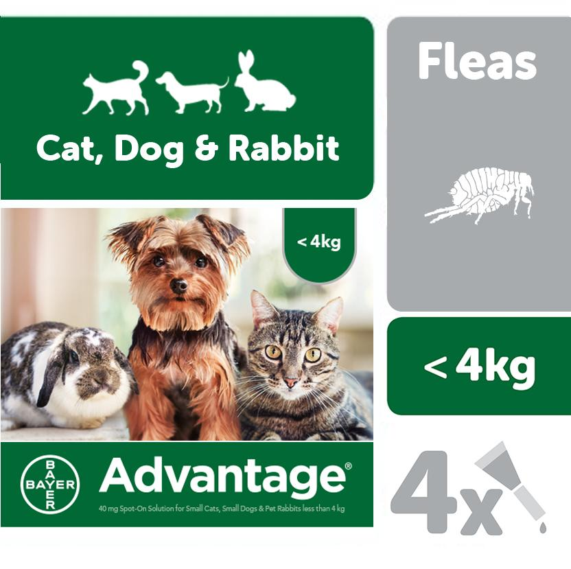 green flea drops dogs cats rabbits