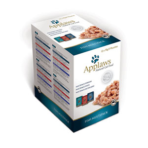 Applaws Fish Multipack Cat Food 70g
