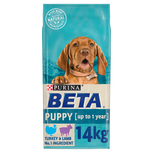 BETA Puppy Turkey & Lamb 14kg