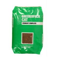 Breederpack Crunchy dry cat food