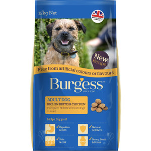 Burgess Free Chicken Dry Dog Food