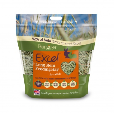 Burgess Excel Long Stem Feeding Hay