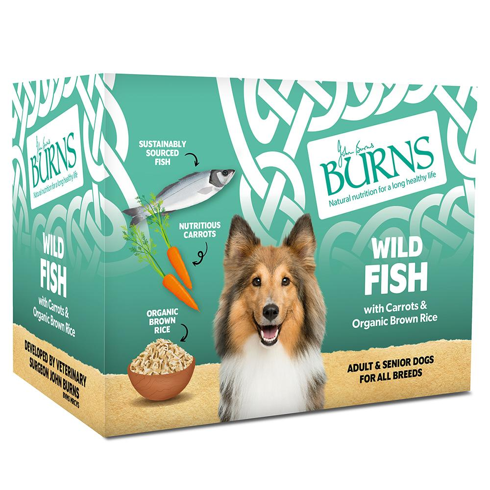 Burns farm fish brown rice food