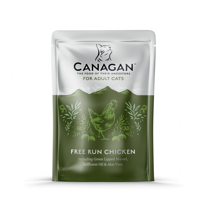 Canagan Cat Pouch Free Run Chicken