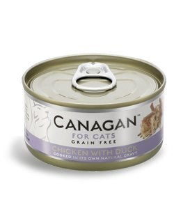 Canagan Chicken & Duck Cat Cans