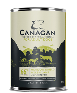 Canagan Grain Free Welsh Lamb Dog