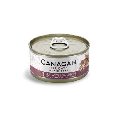 Canagan Tuna & Salmon Cat Cans