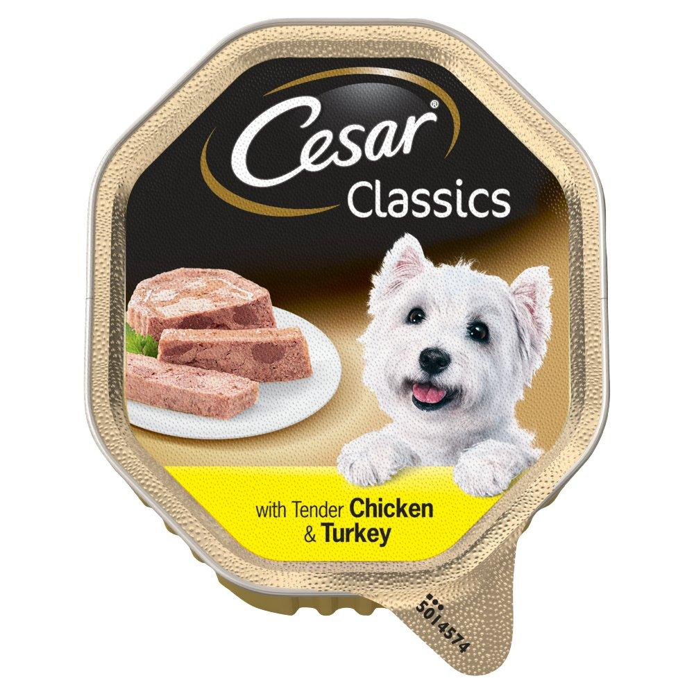 Cesar Classic with Chicken & Turkey
