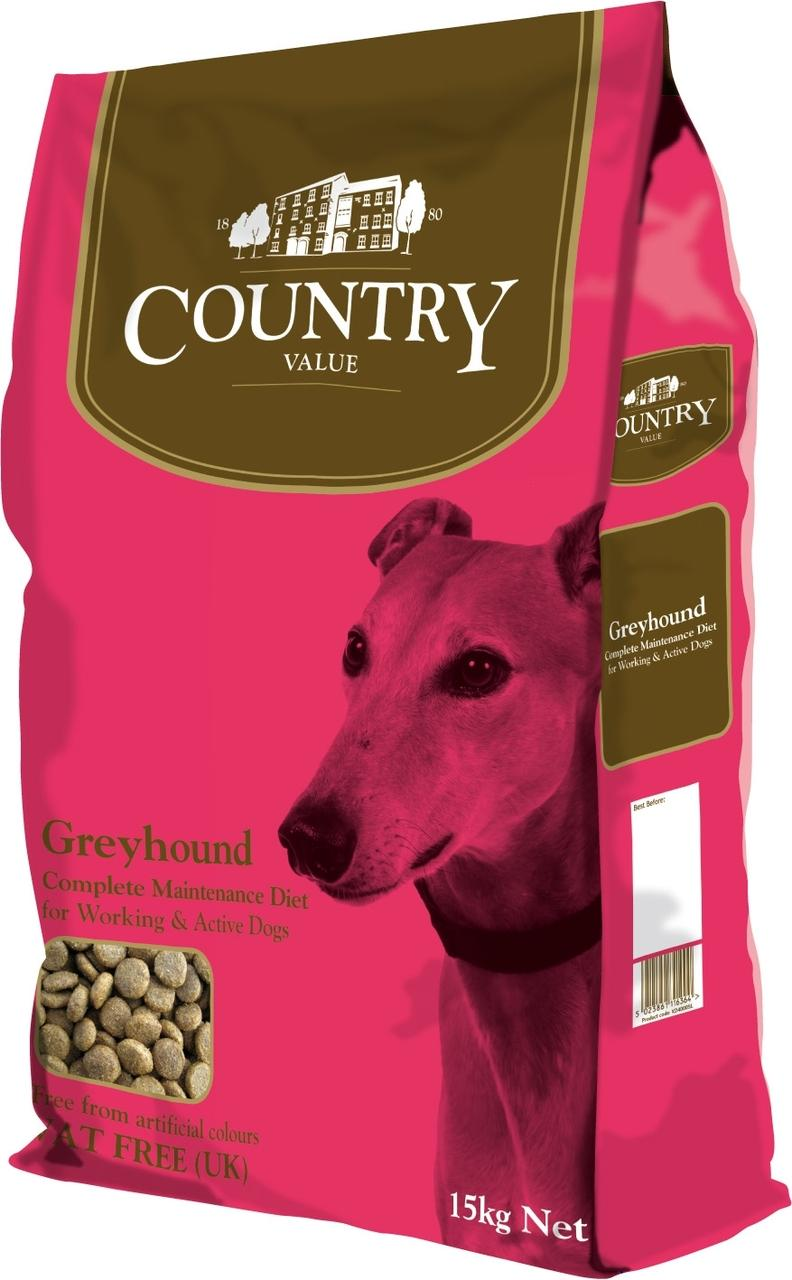 Country Value Greyhound Dry Food