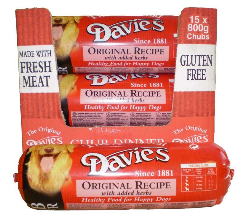 Davies Chub Original Dog Food