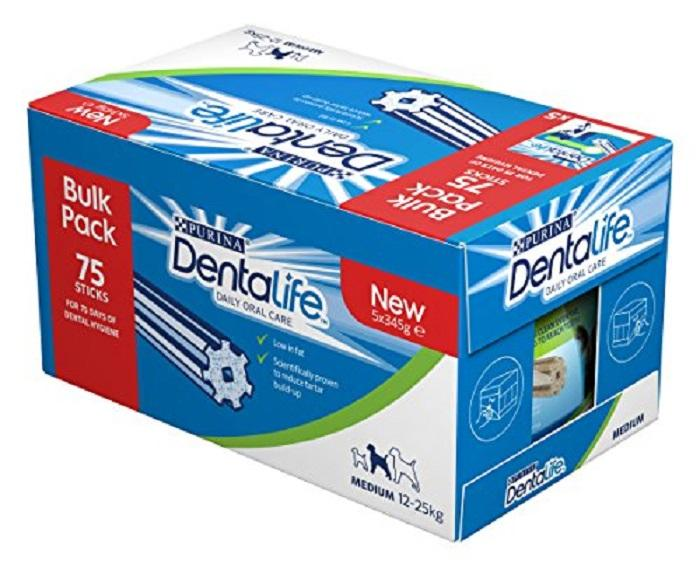 DentaLife Medium Dog Treat