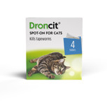 Droncit Worming Spot On for Cats