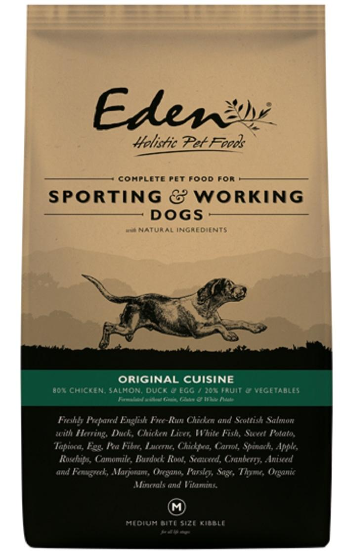 Eden Original Cuisine dog food