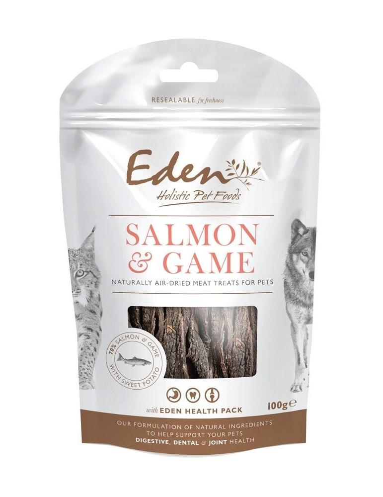 Eden Salmon and Game Treats