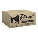 Felix Mixed Variety Adult Cat Pouch