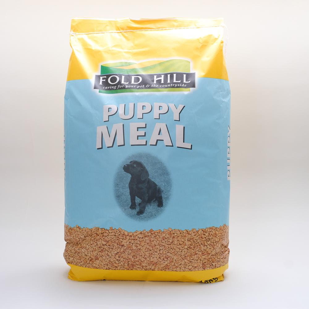 Foldhill Plain Puppy Dog Mixer 15g