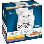 Gourmet Perle gravy cat food