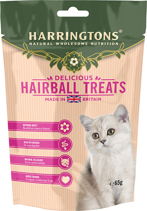 Harringtons Hairball Cat Treats
