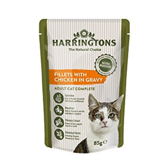 Harringtons Chicken Gravy Wet food
