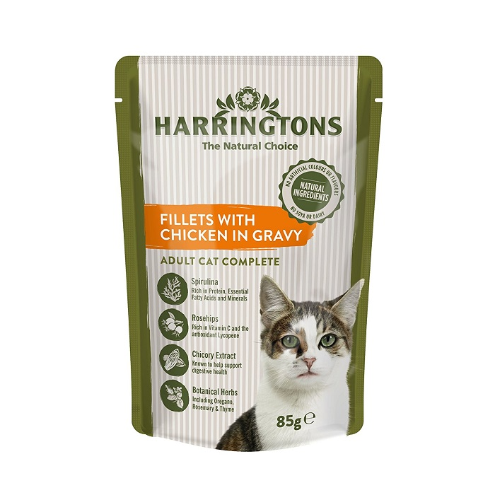 Harringtons Chicken in Gravy Wet