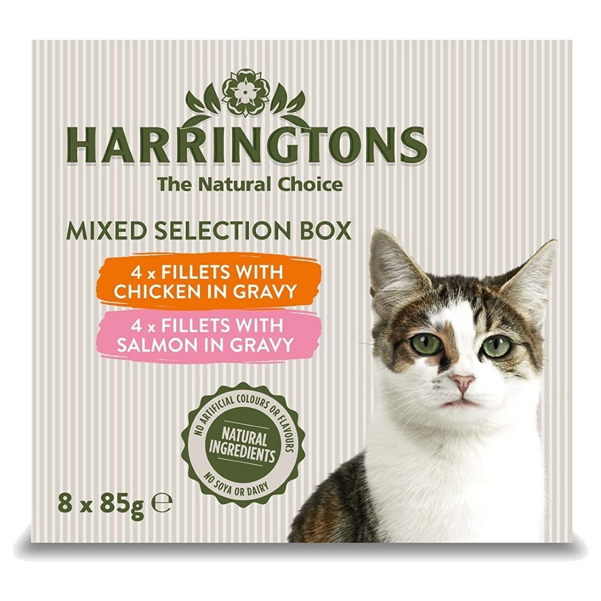 Harringtons Mixed Wet Cat Food