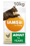 Iams Adult Cat Food 10kg
