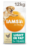 Iams Adult Light Dry Dog Food