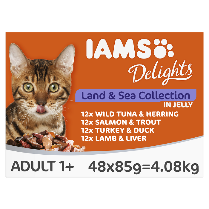 lams delights land & sea collection