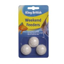 King British Weekend Feeders 4blk