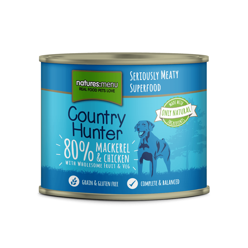 Natures Menu Country Hunter Meals