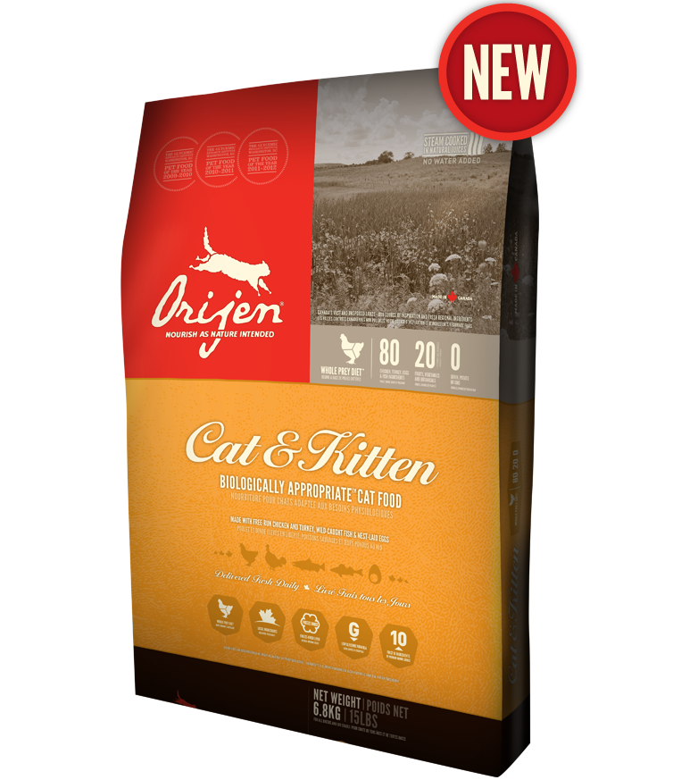 Orijen Original Dry Cat Food