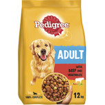 Pedigree Beef & Veg Dry Dog food