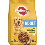 Pedigree Chicken & Veg dog food