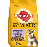 Pedigree Dry Small Bite Dog Mixer