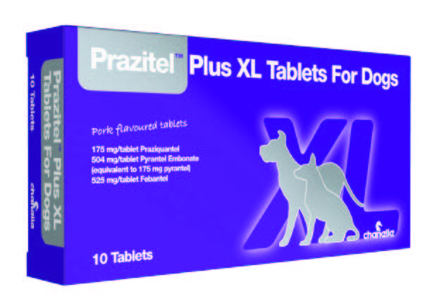 Prazitel Worming Flavoured tablets