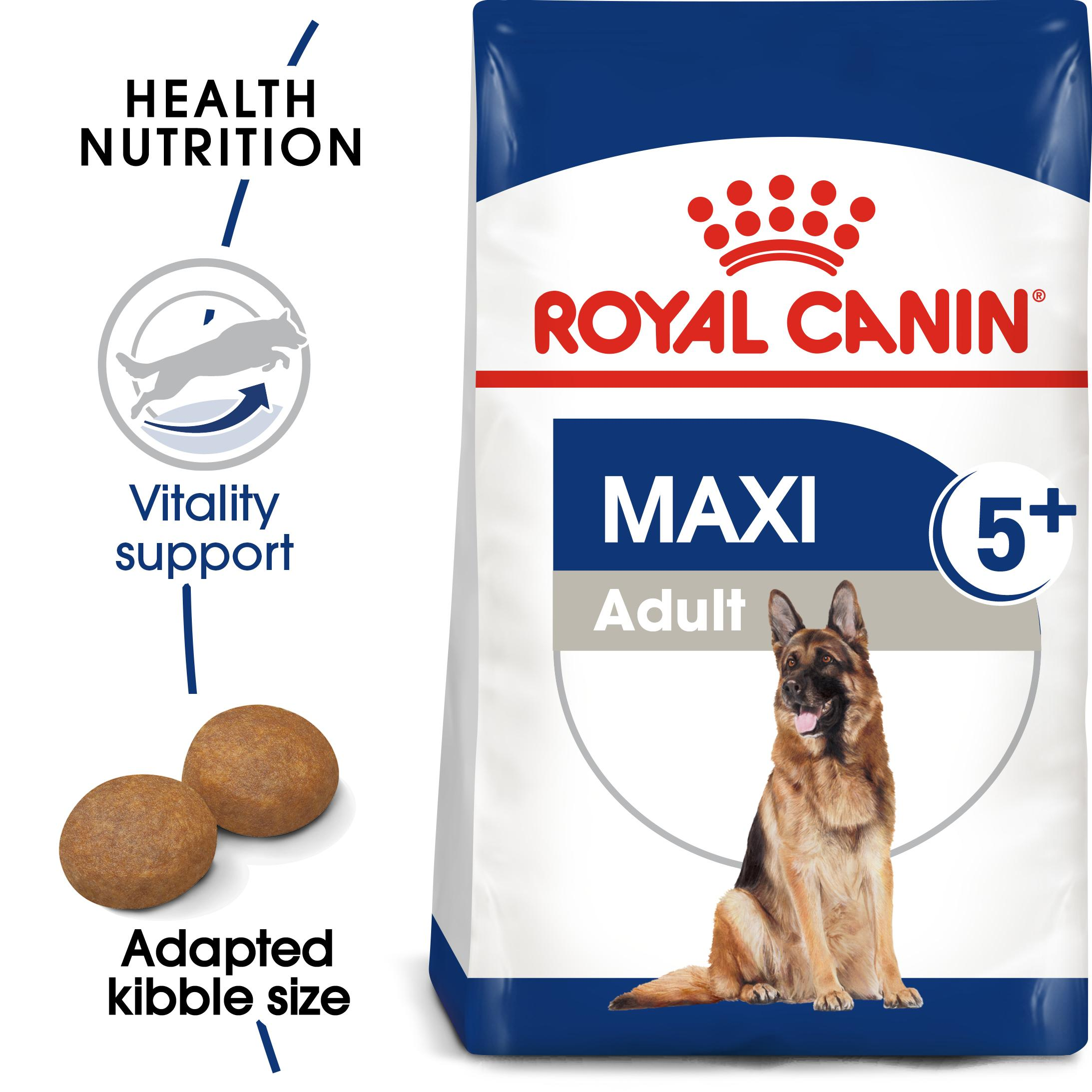 ROYAL CANIN® Maxi Adult 5+ 15kg