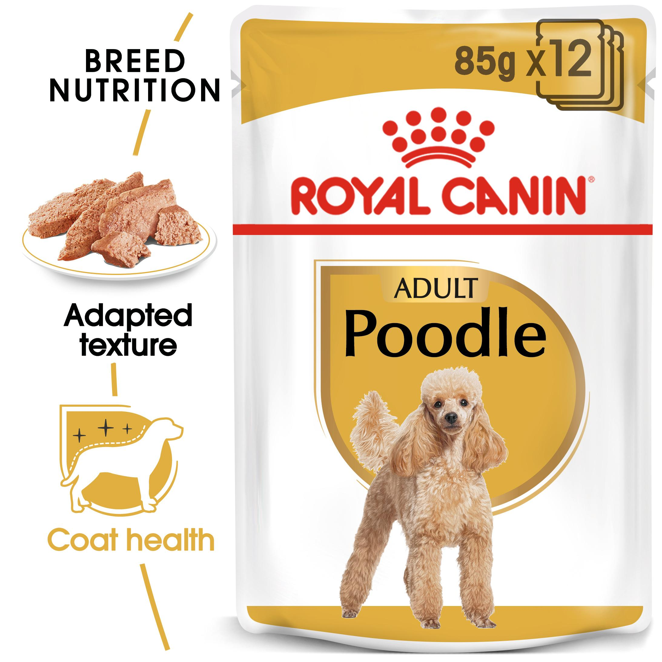 ROYAL CANIN® Poodle 85g x 12