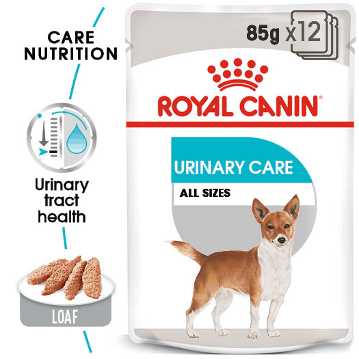 royal canin urinary care pouches