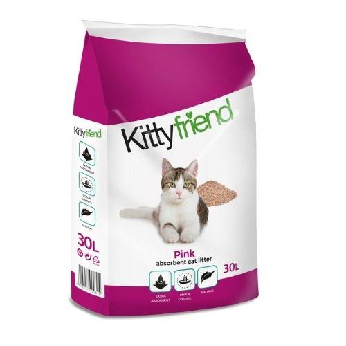 Sanicat Pink Cat Litter 30 Litre