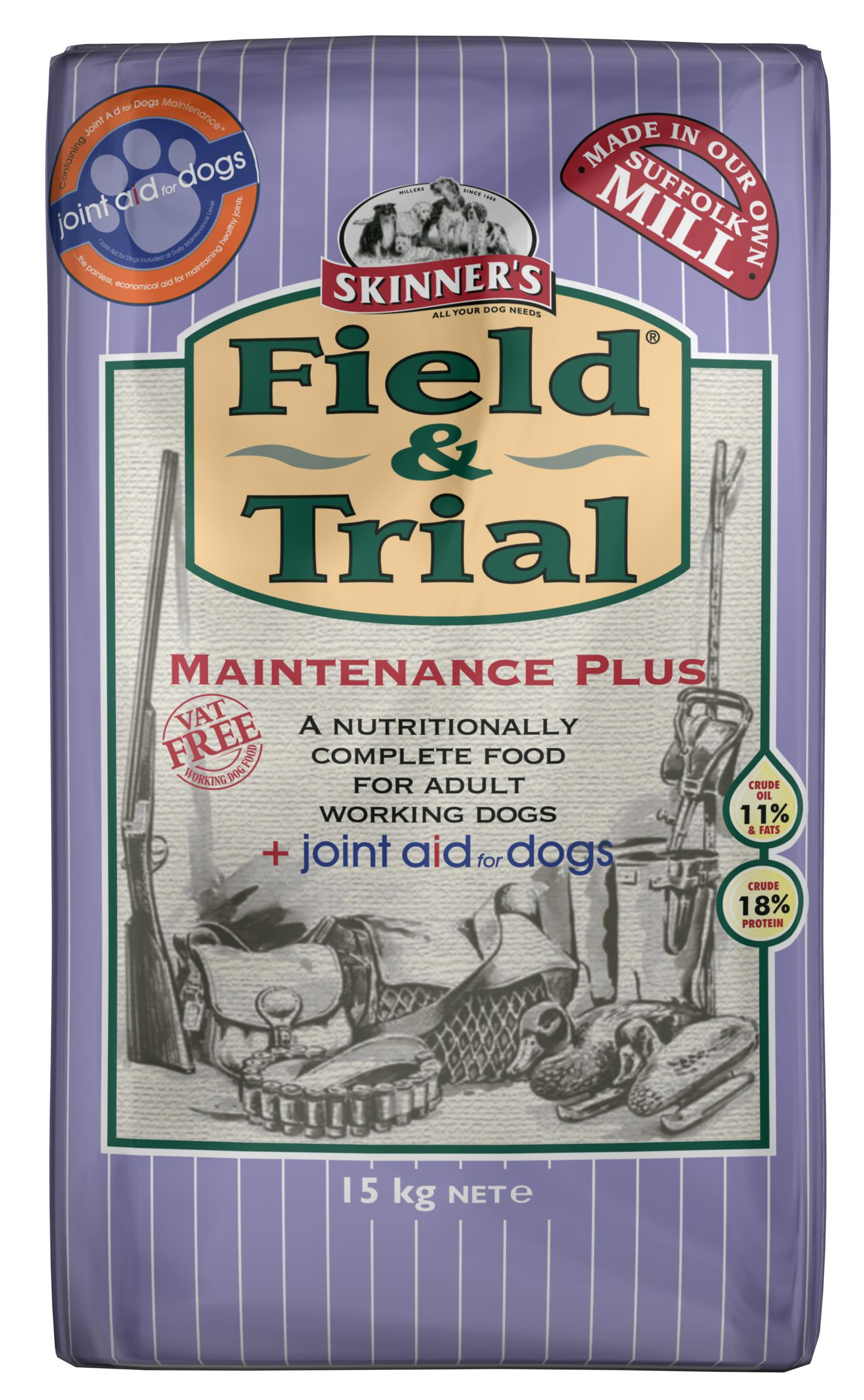Skinners Field & Trial Maintenance
