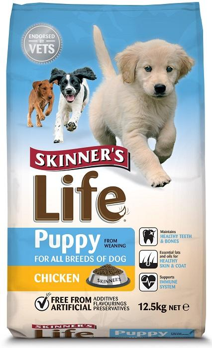 Skinners Life Junior Dry Dog Food