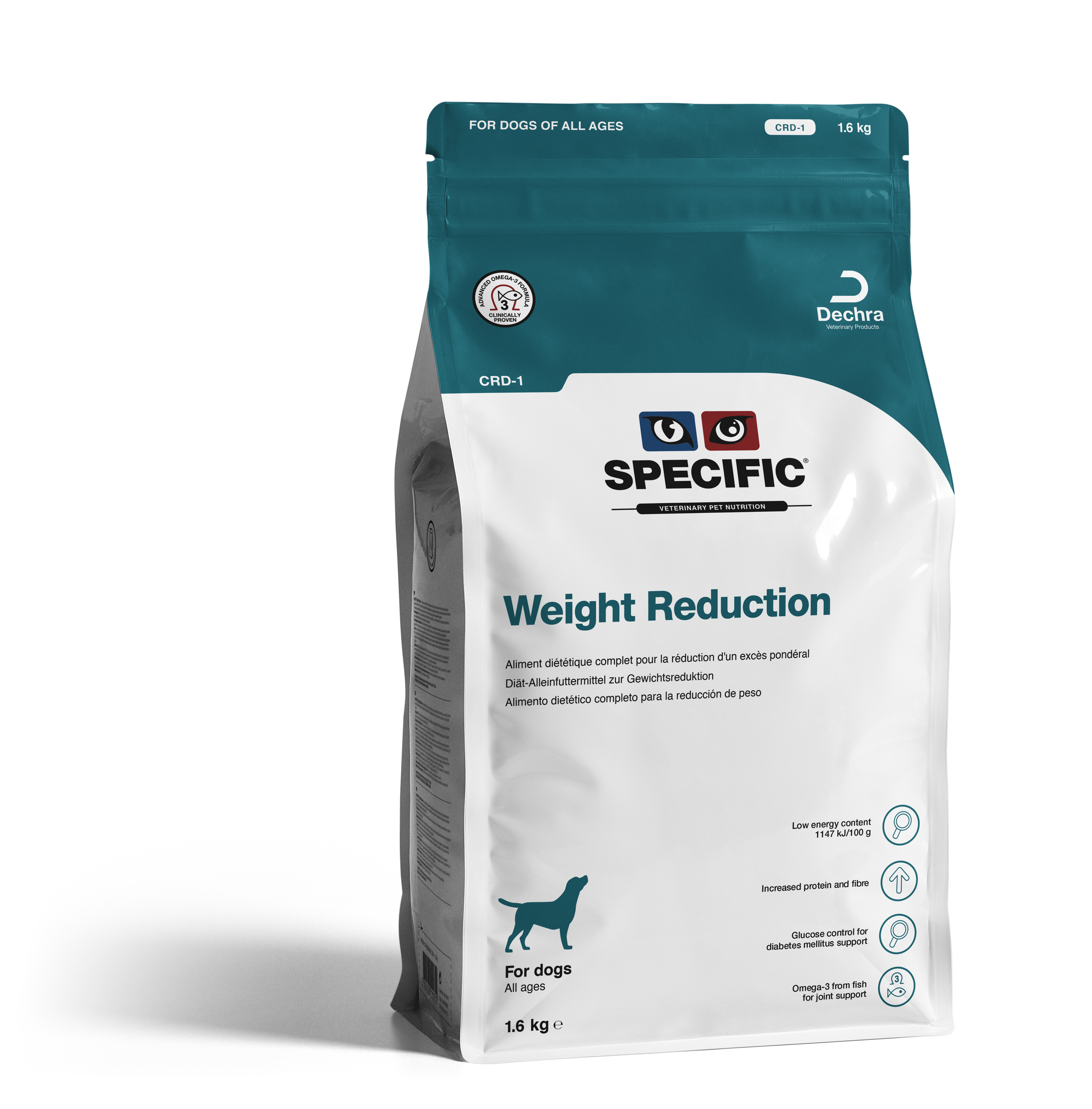Specific Weight Reduction Crd-1 Dog