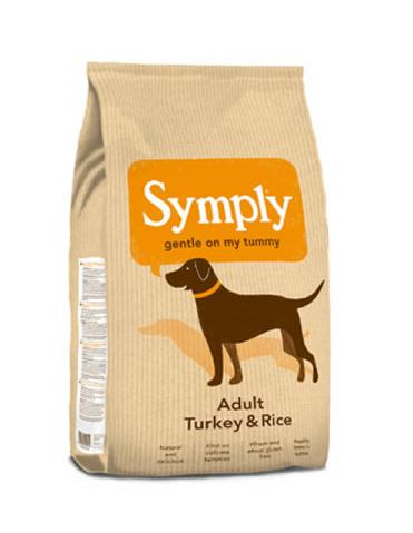Symply Adult Turkey & Rice Dry food