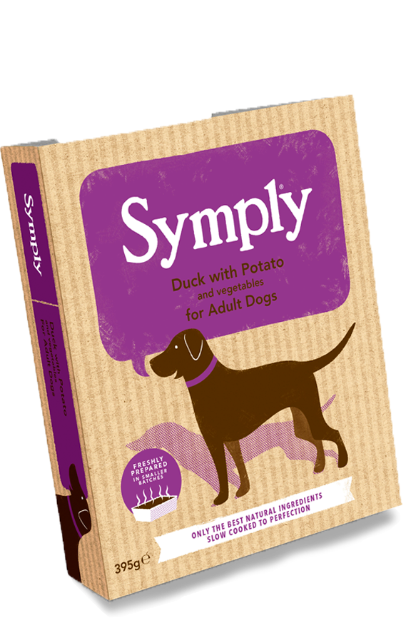 Symply Duck, Potato & Veg Dog Food