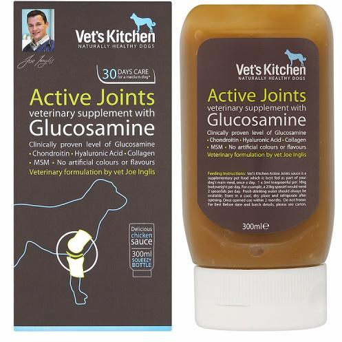 Vet's Kitchen Active Joints supple