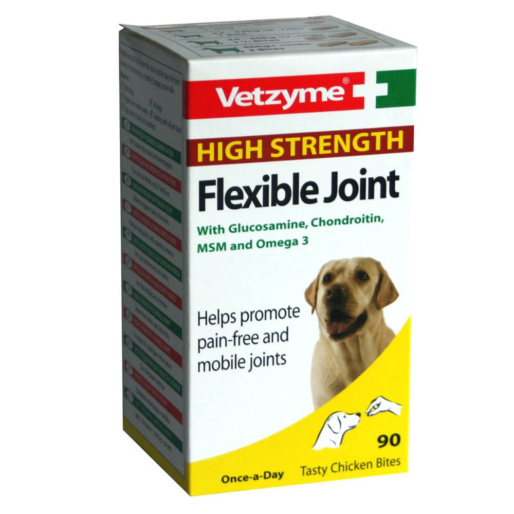 Vetzyme High Strength joint tablets
