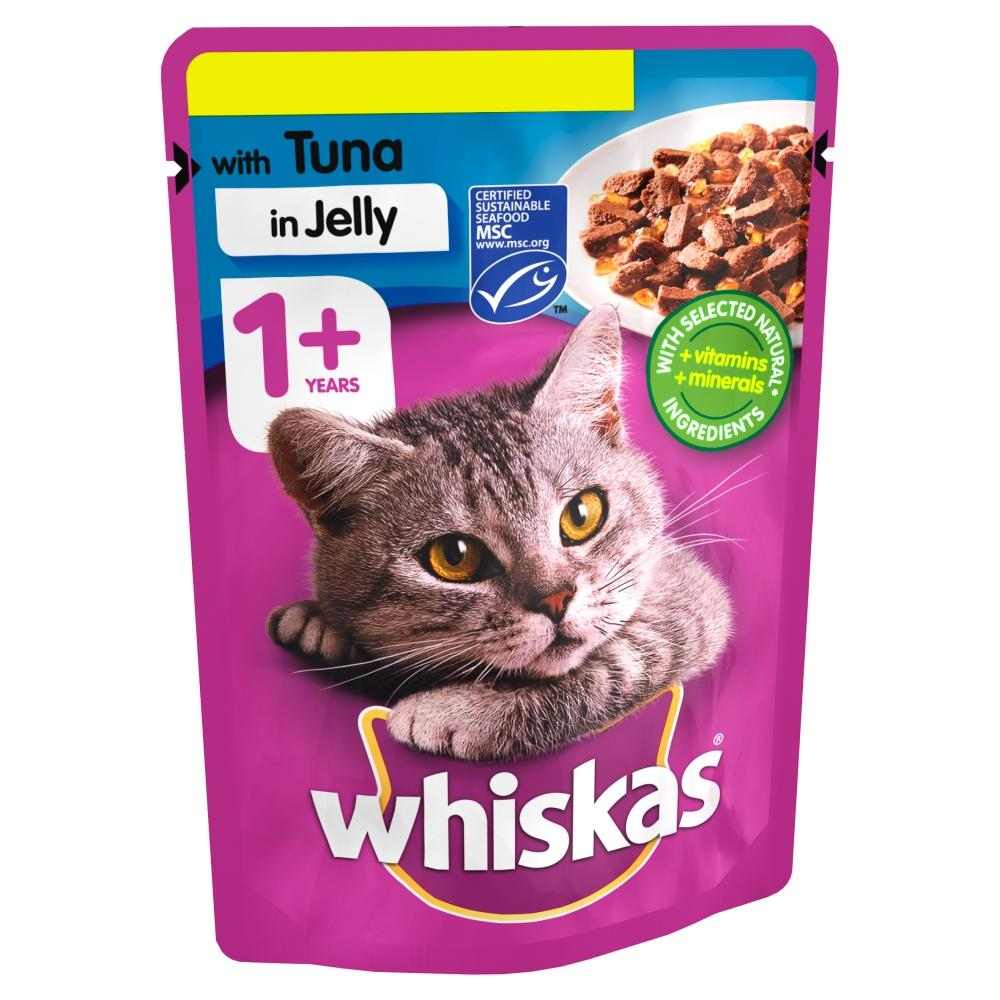 Whiskas Pouches with Tuna